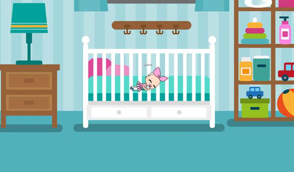 Here's my cute gacha baby: