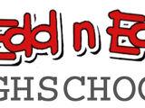 Ed, Edd n Eddy Highschool