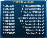 Force Challenge 56