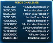 Force Challenge 59
