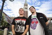 Shelco Garcia & TeenWolf