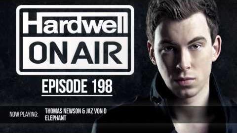 Hardwell On Air 198