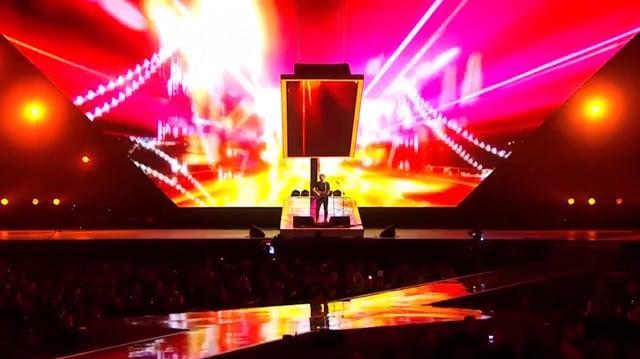 Ed Sheeran The Brits 2015