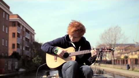 Ed Sheeran - Lego House Acoustic