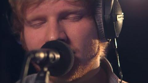 Ed Sheeran - Thinking Out Loud (Capital FM Session)