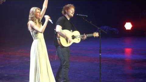 "Taylor_Swift_&_Ed_Sheeran_""I_See_Fire""_-_Berlin,_O2_World"