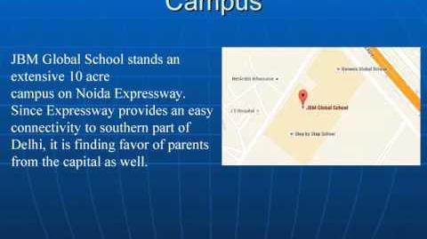 JBM Global School Noida