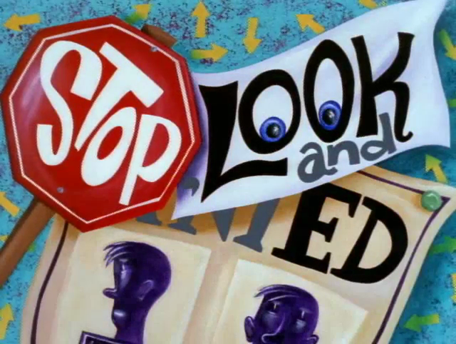 Stop, Look and Ed
