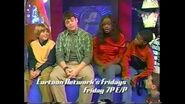 Cartoon Network's Fridays - 2003 2004 Block Promos