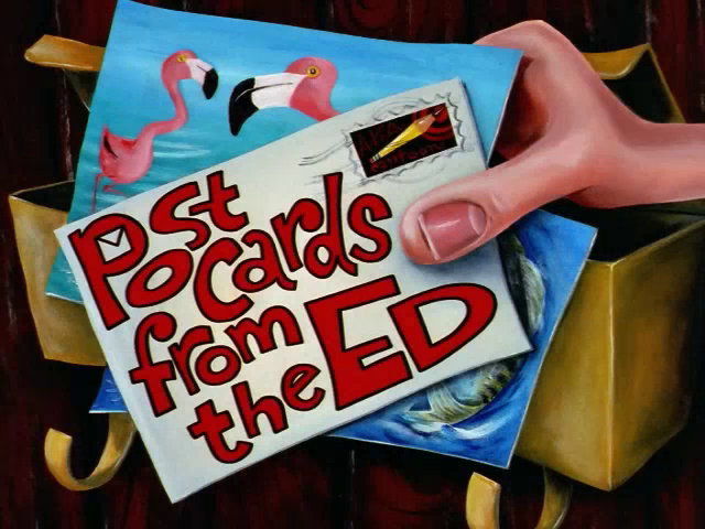 Postcards from the Ed
