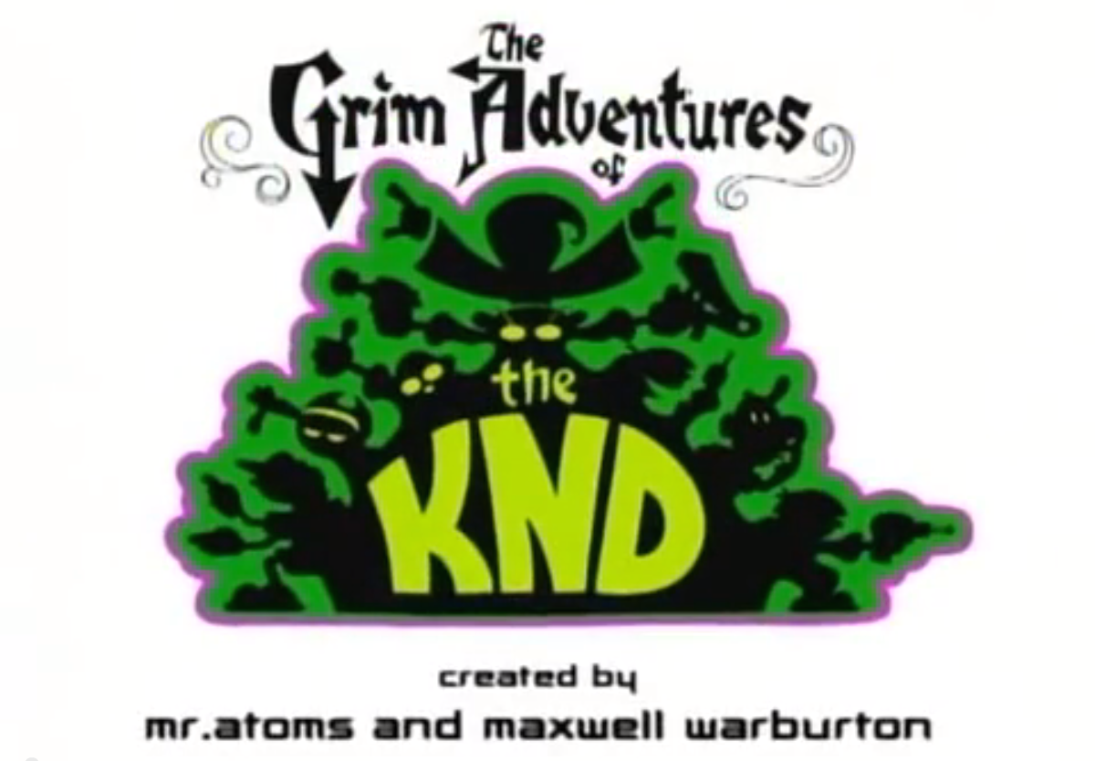 The Grim Adventures of the Kids Next Door