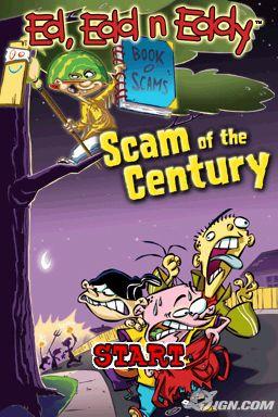 Ed, Edd n Eddy - Scam of the Century