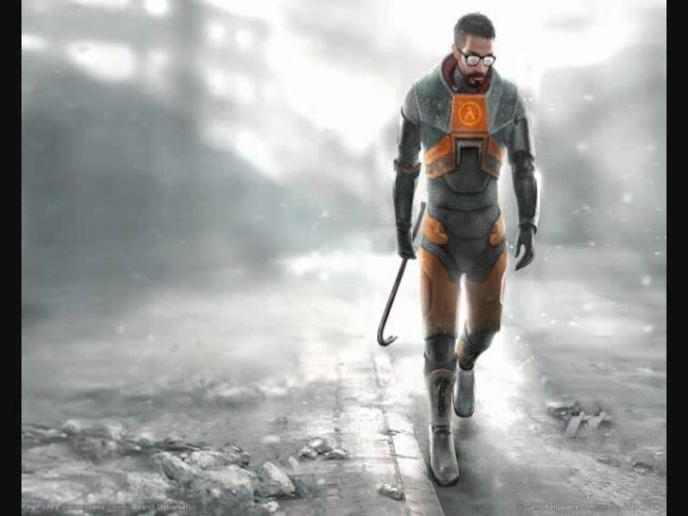 Half life 2 Triage at Dawn (Extended)