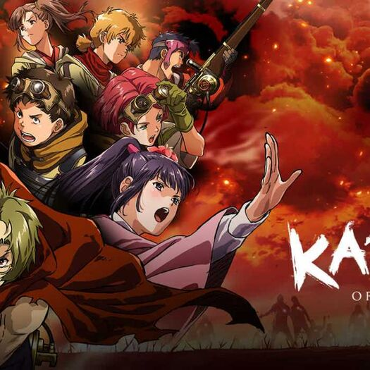 Kabaneri Of The Iron Fortress Succeeds In Every Way Possible