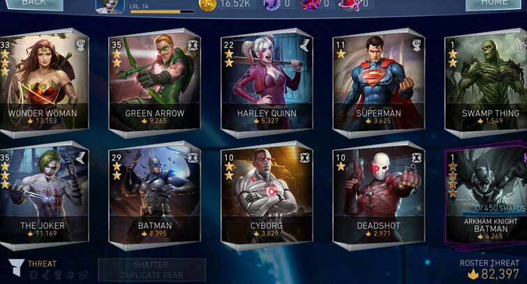 Any Roster Suggestions?