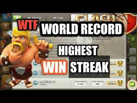 Strange records of clash of clans | clash of clans world records | part 01