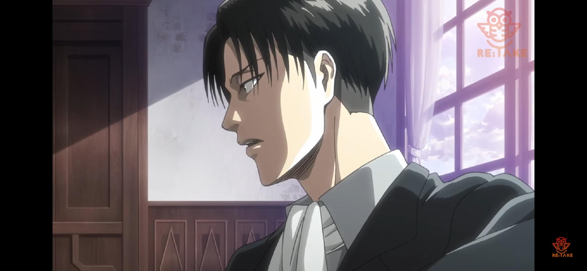 Levi the best