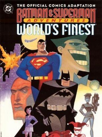 Star Wars Episode I The Phantom Menace The New Batman Superman Adventures