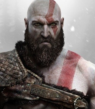 Kratos, the main character in The God of War series