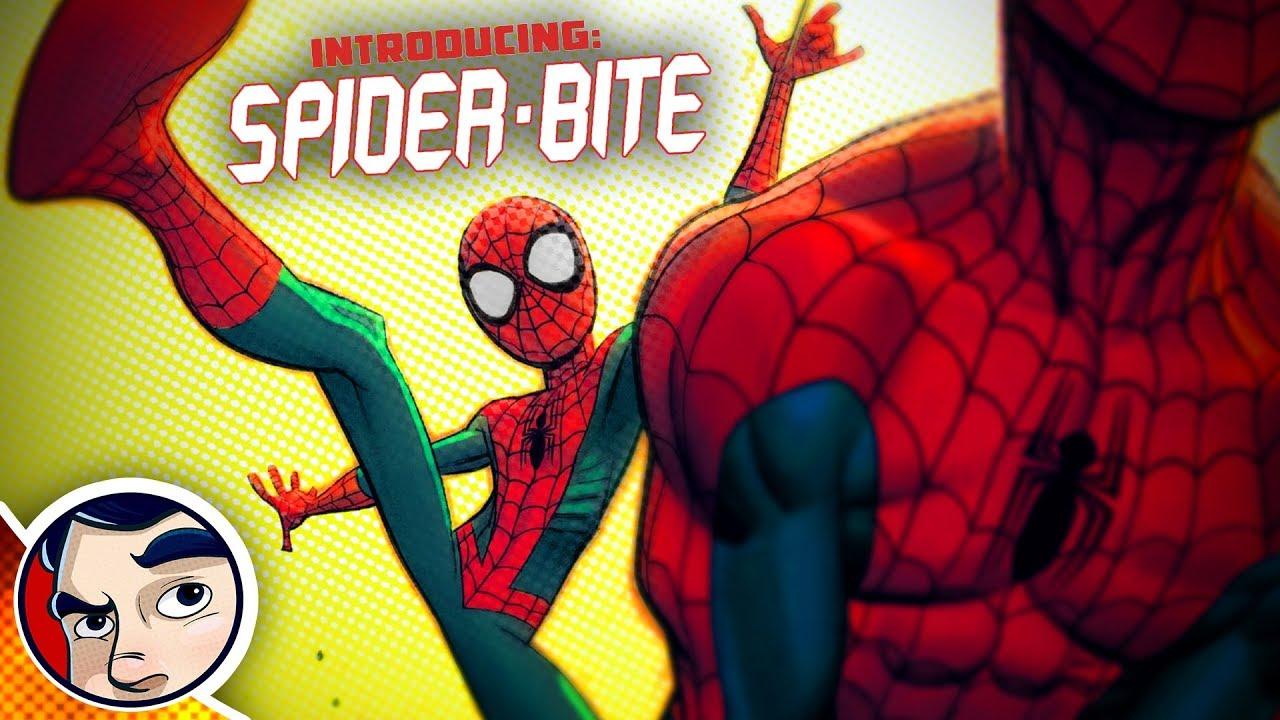 Spider-man's New Sidekick... Spiderbite! | Comicstorian