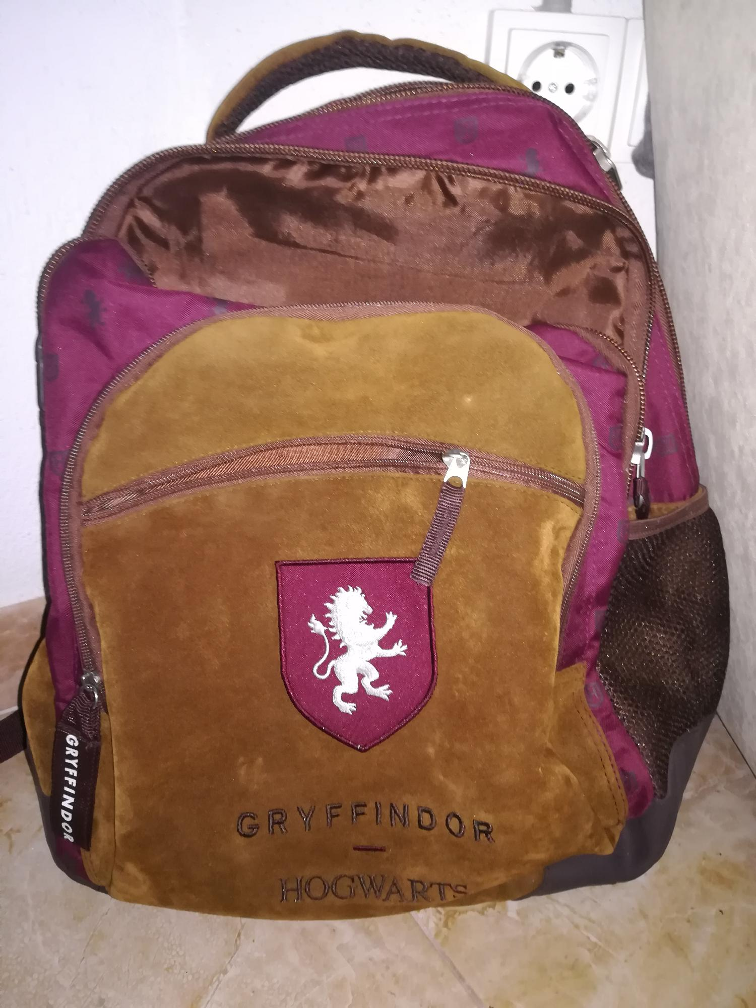 In love con la mochila de este curso 😍