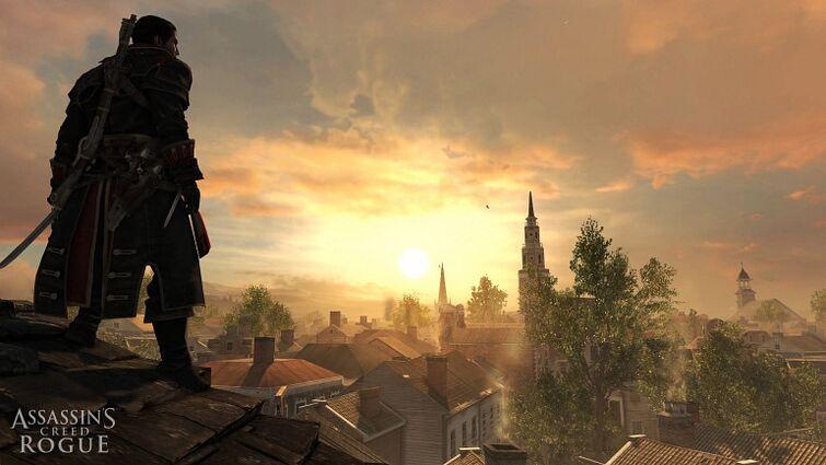 Más indicios apuntan al estreno de Assassin's Creed Rogue en PS4 y Xbo