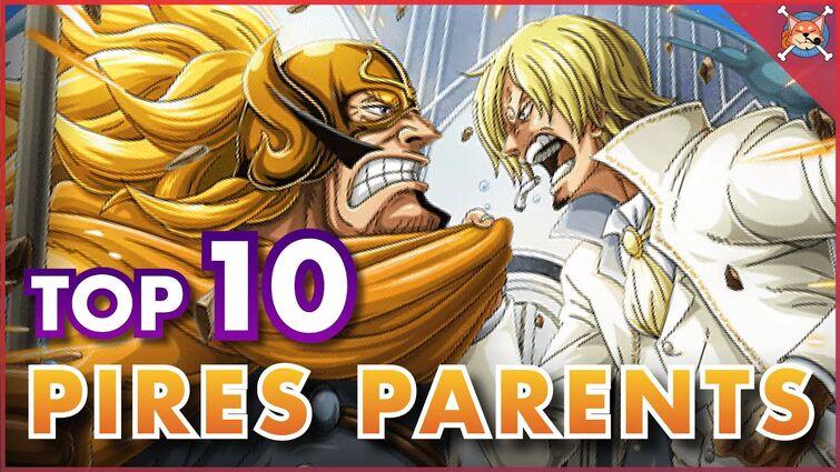 LES 10 PIRES PARENTS DE ONE PIECE ! ( Les sans coeurs 💔) - One Piece TOP