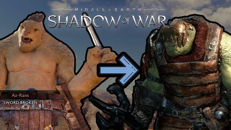 Broken Sword Guide Shadow of War