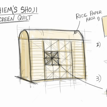 Screen Quilt