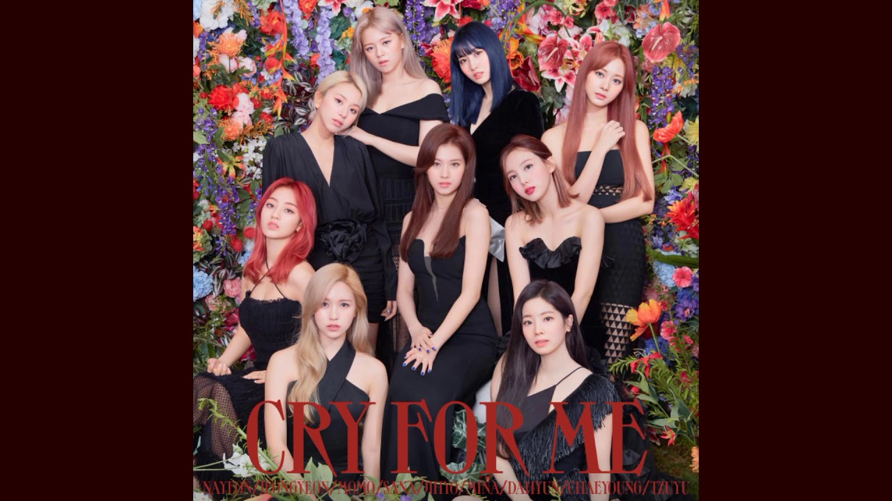 """TWICE """"CRY FOR ME"""" Official Full Audio"""