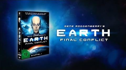 EARTH FINAL CONFLICT HD Trailer 1080p german deutsch