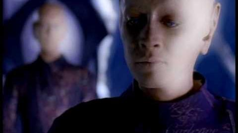 Earth Final Conflict Zo'or Visions 2