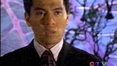 CTV Earth Final Conflict Commercial 1998 1
