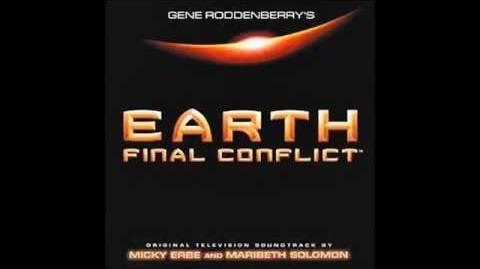 Earth Final Conflict - Soundtrack