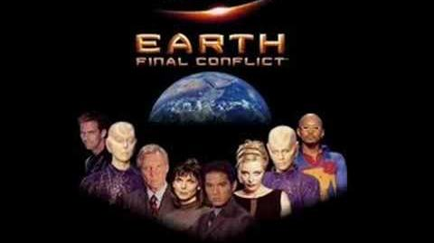 Earth Final Conflict OST - 10 Lilli