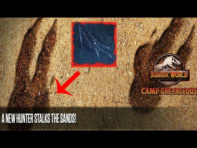 NEW SCORPIUS REX/E750 TEASER!!! ( Jurassic World The Game Camp Cretaceous Season 3 )