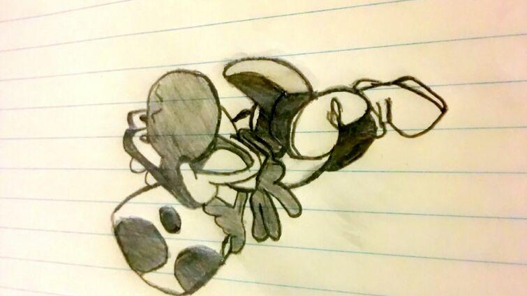 #Drawing #Yoshi