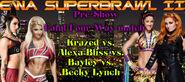 Fatal Four-Way (Pre-Show) match