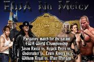 Jason Russo vs. Kyjack Necro vs. Undertaker vs. Lewis Rivers vs. William Regal vs. Matt Morgan