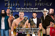 The Cross Country Copperheads vs. First Class Enterprises vs. Beer Money