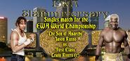 Jason Russo vs. Lewis Rivers (c)