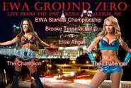 EWA Starlets Championship match