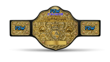 An image of the FZW Chaos Championship.