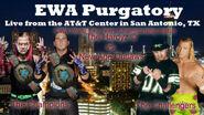 EWA World Tag Team Championship match