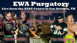 EWA World Tag Team Championship match.jpg