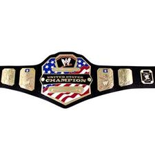 An image of the RWA American Heavyweight Championship.