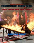 ECDL Hardcore Survival Poster