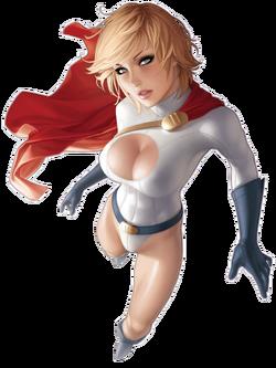 Power Girl DC Comics.png