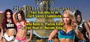 Sasha Banks vs. Madison Rayne vs. Elise Angel vs. Awesome Kong (c)