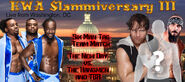The New Day vs. The Hangmen and TBA